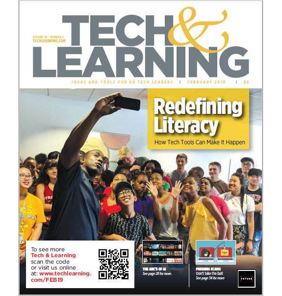 Tech & Learning Screenshot