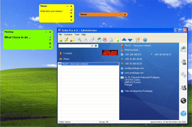 Telist Lite 6 Screenshot