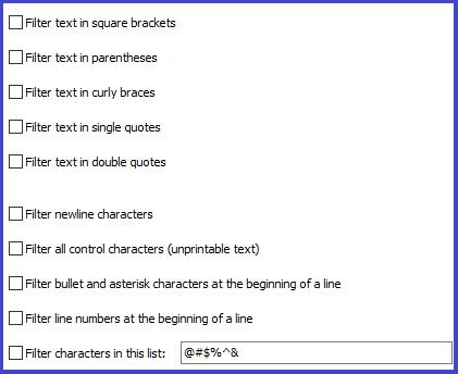 TextAloud 4 Screenshot 12