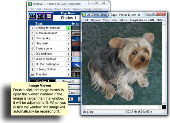 textBEAST clipboard+image+capture, Clipboard Software Screenshot