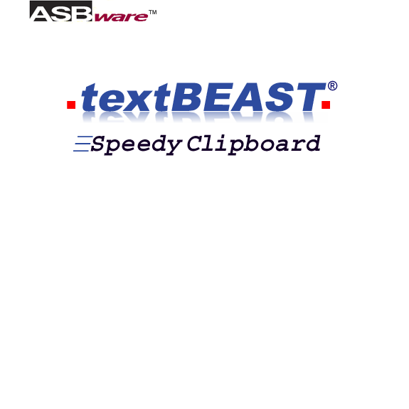 textBEAST Speedy Clipboard Screenshot