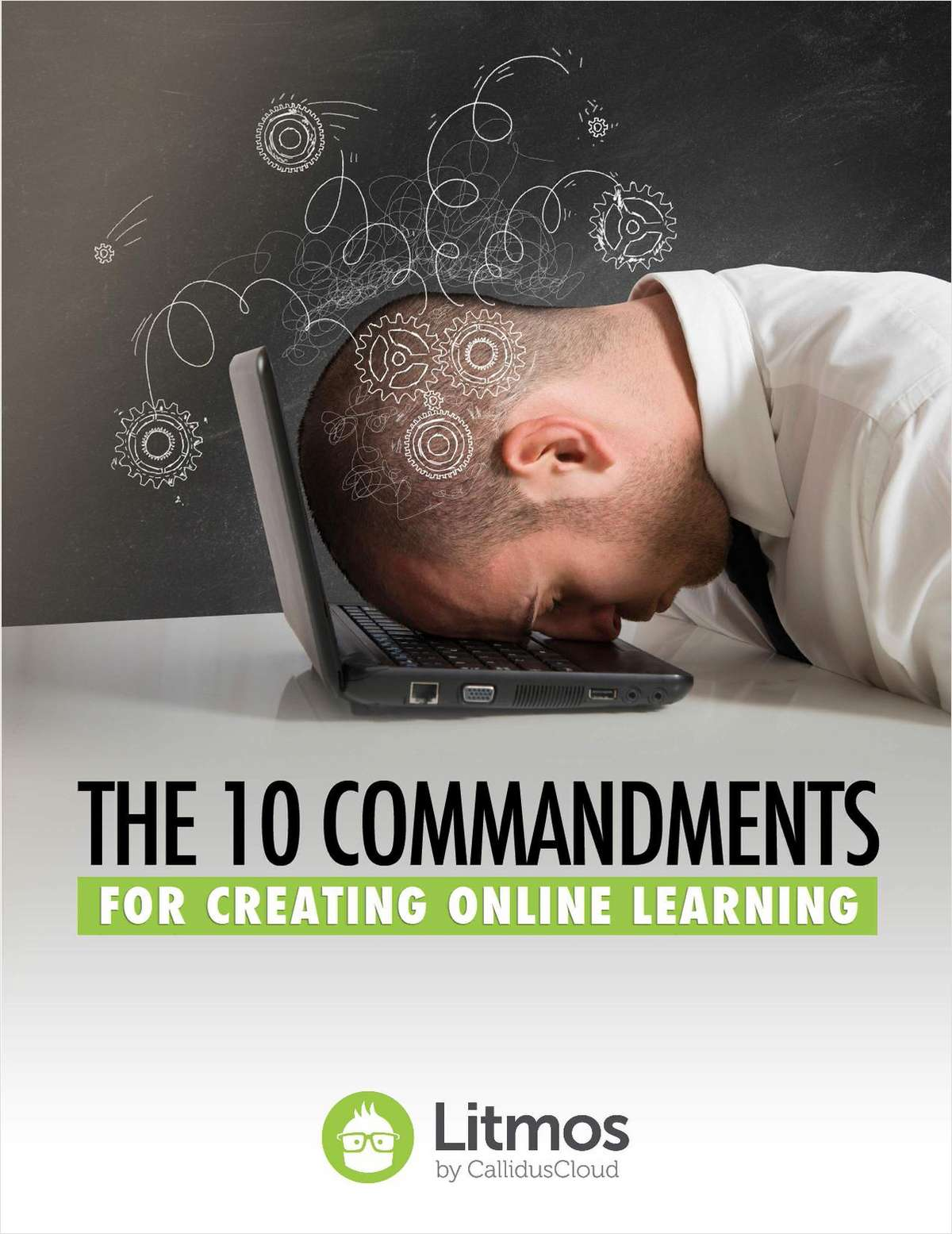 The 10 Commandments for Creating Online Learning Screenshot