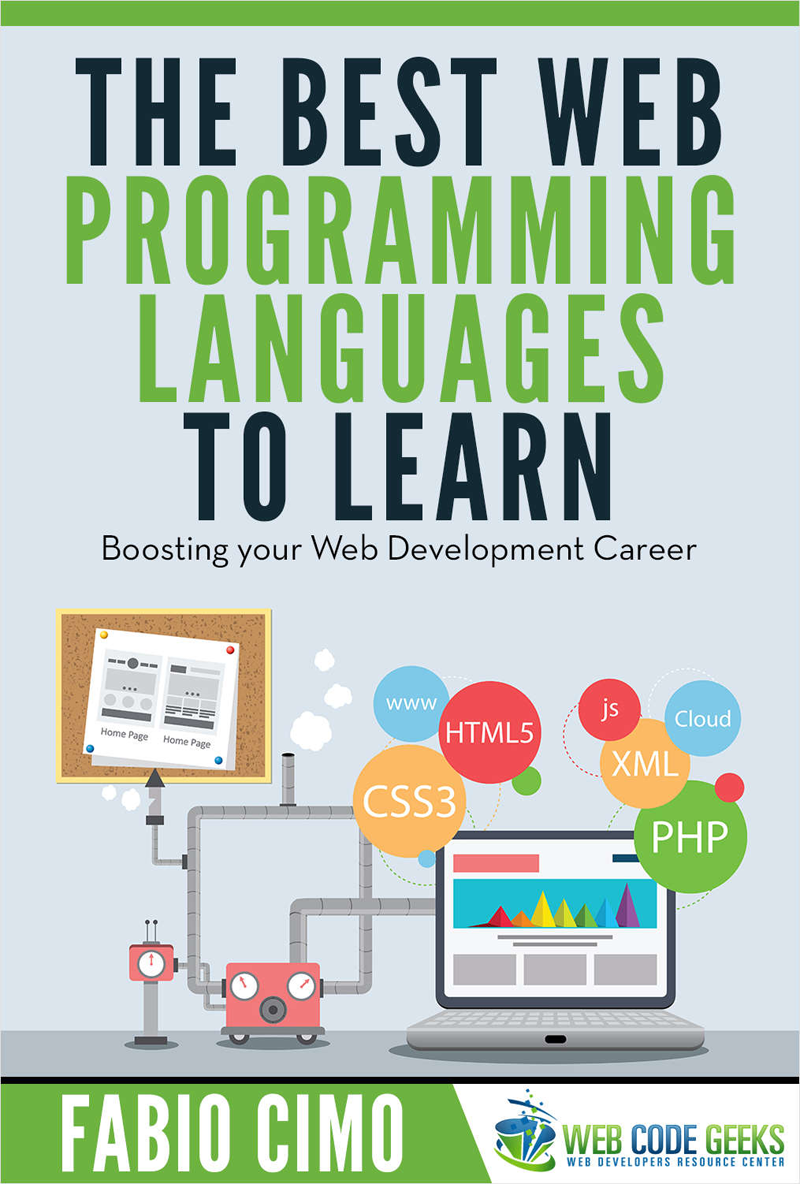 The Best Web Programming Languages to Learn Screenshot