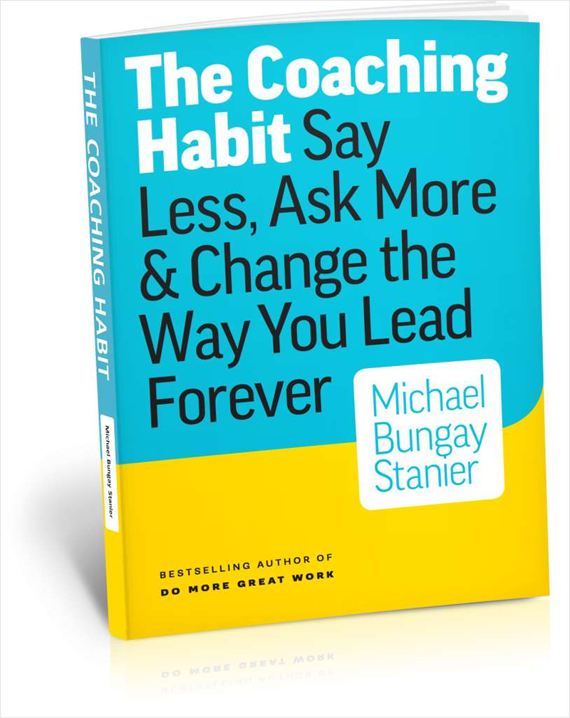 The Coaching Habit -- Summarized by GetAbstract (Book Summary) Screenshot