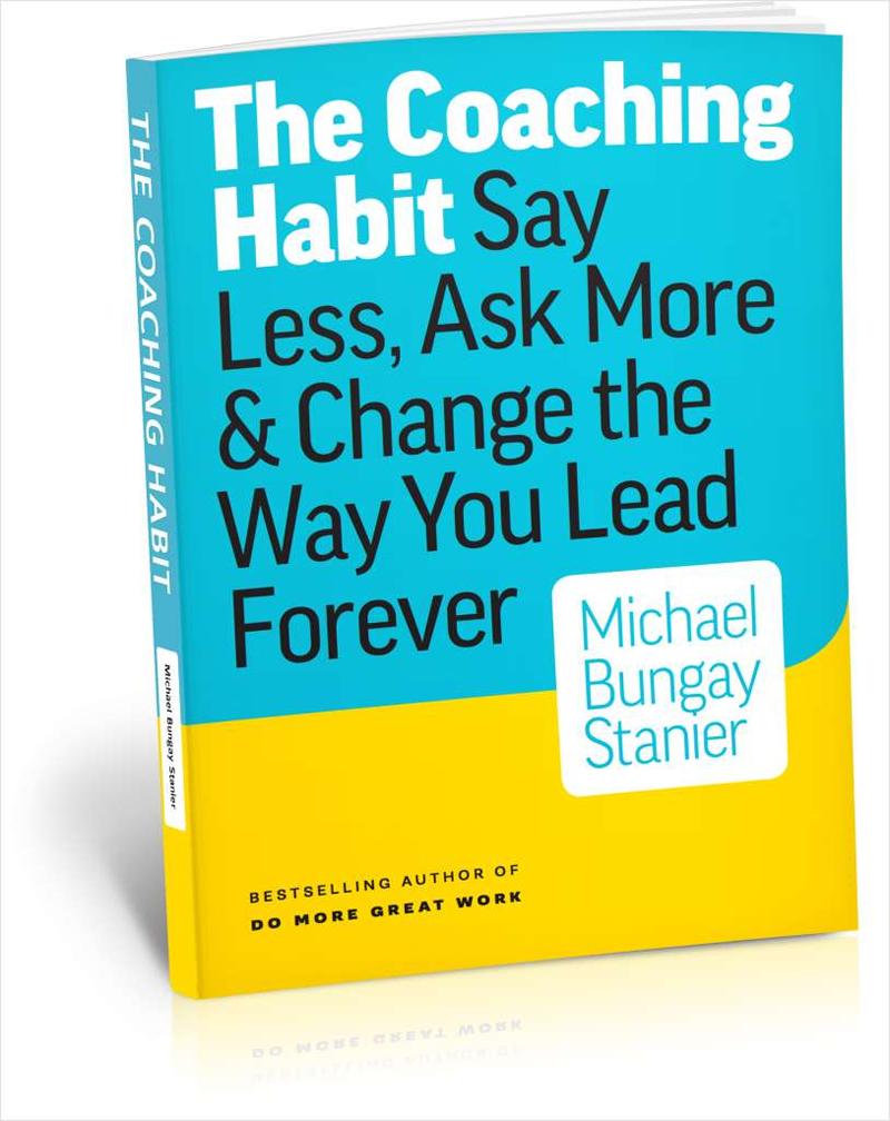 The Coaching Habit -- Summarized by GetAbstract (Book Summary) Screenshot