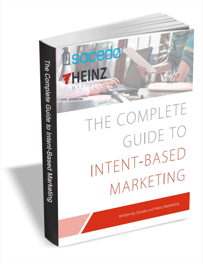 The Complete Guide to Intent-Based Marketing Screenshot