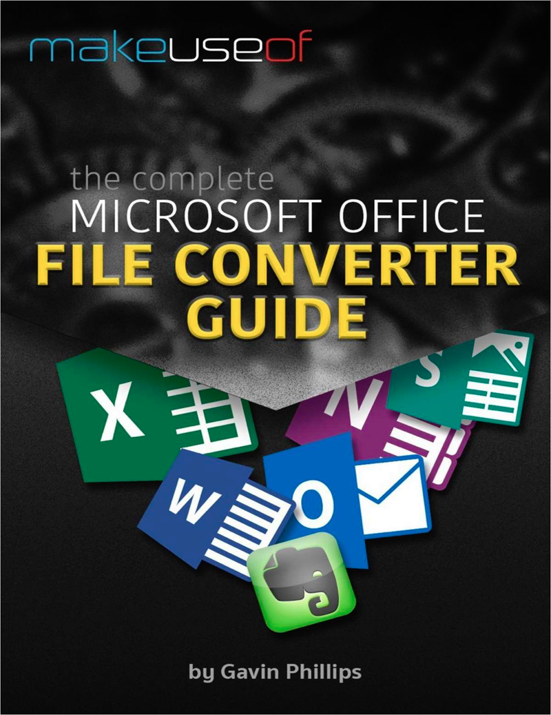 The Complete Microsoft Office File Converter Guide Screenshot