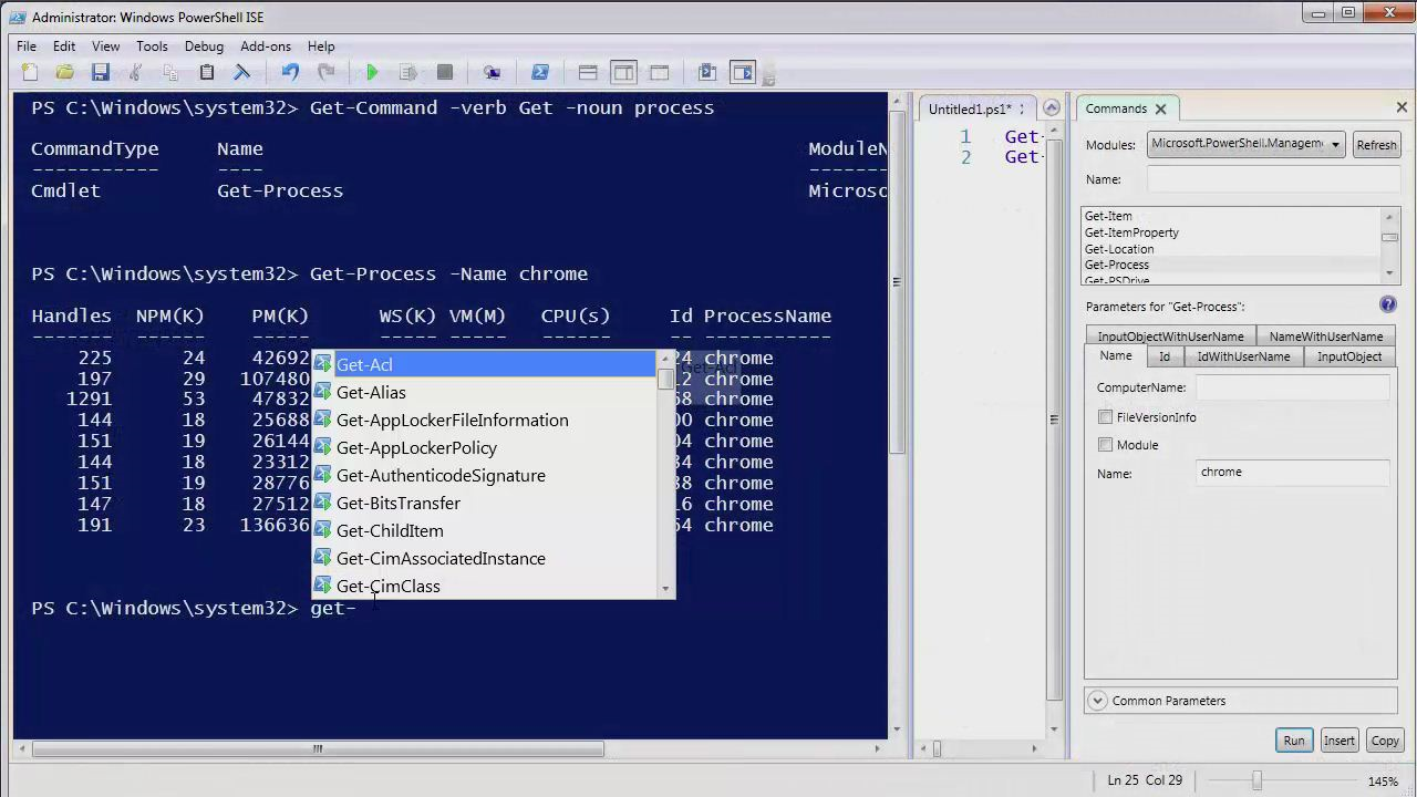 The Complete Windows Powershell Course For Beginners, Educational Software Screenshot