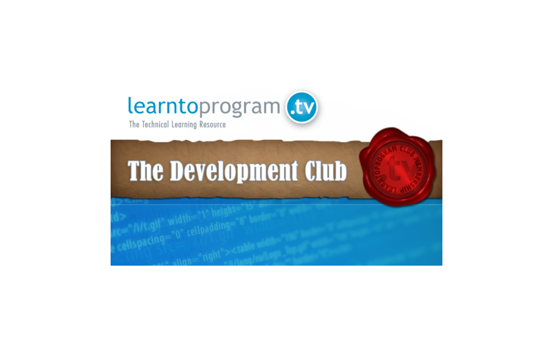 The Development Club Screenshot