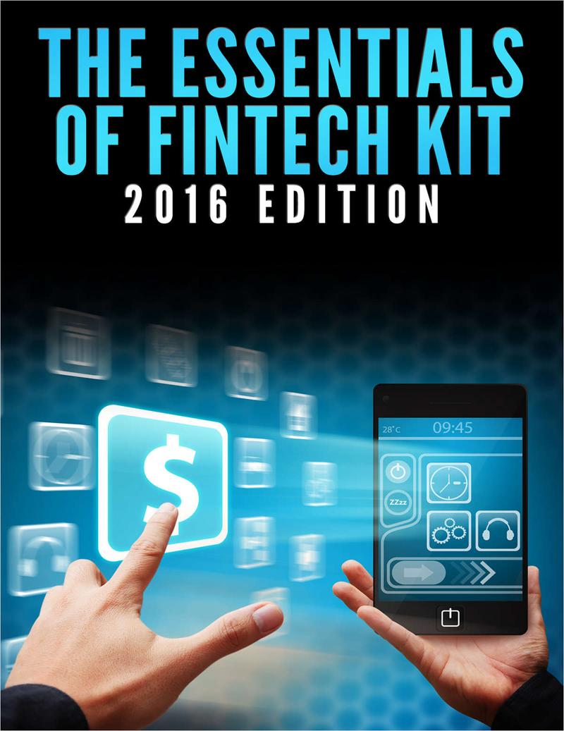 The Essentials of FinTech Kit - 2016 Edition Screenshot