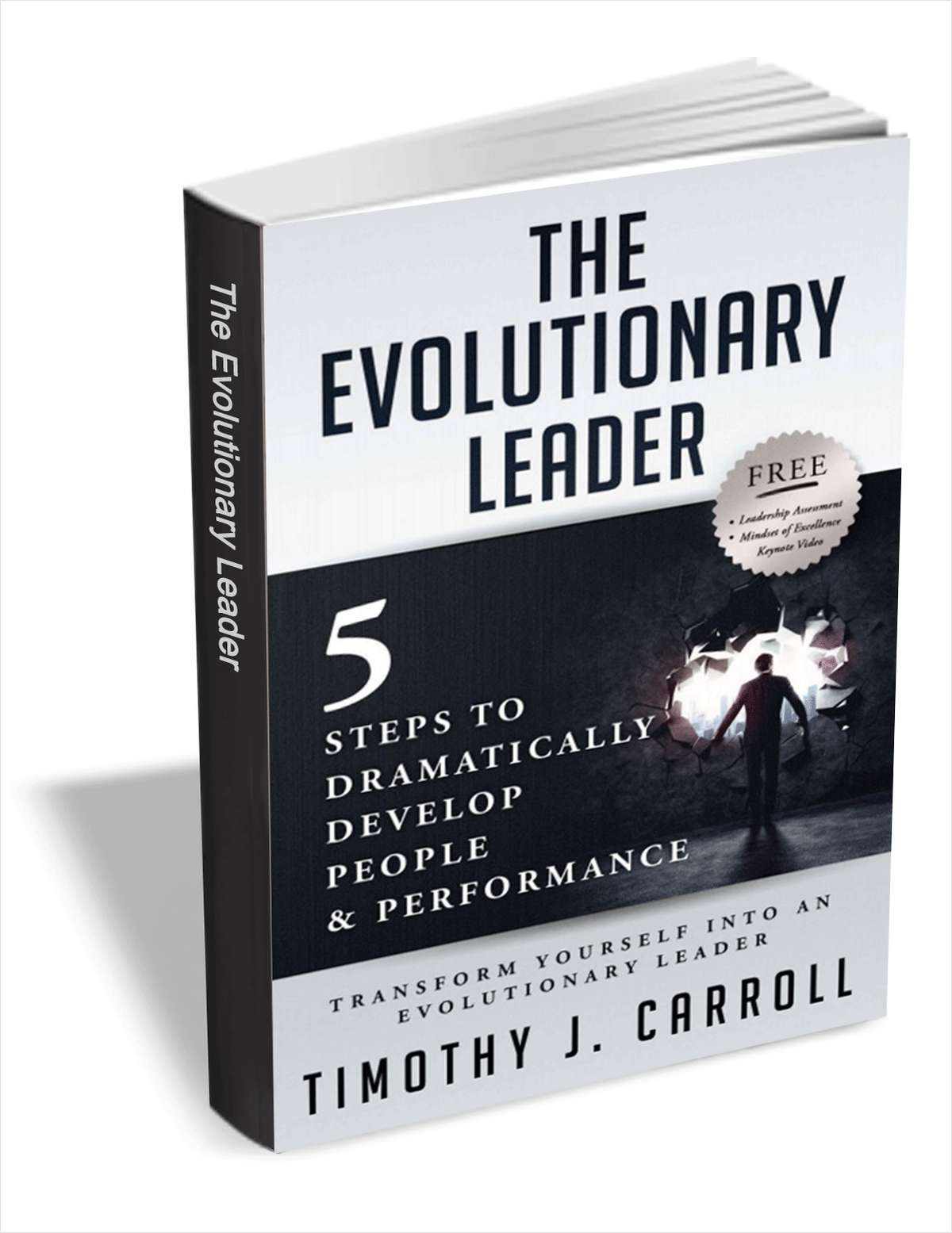 The Evolutionary Leader ($9.95 Value) FREE For a Limited Time Screenshot