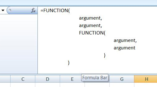 Excel Add-ins Software, The Formulator Screenshot