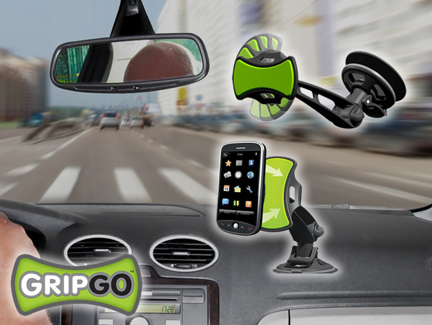 The GripGo Universal Car Mount For Your Handheld Devices, Other Utilities Software Screenshot