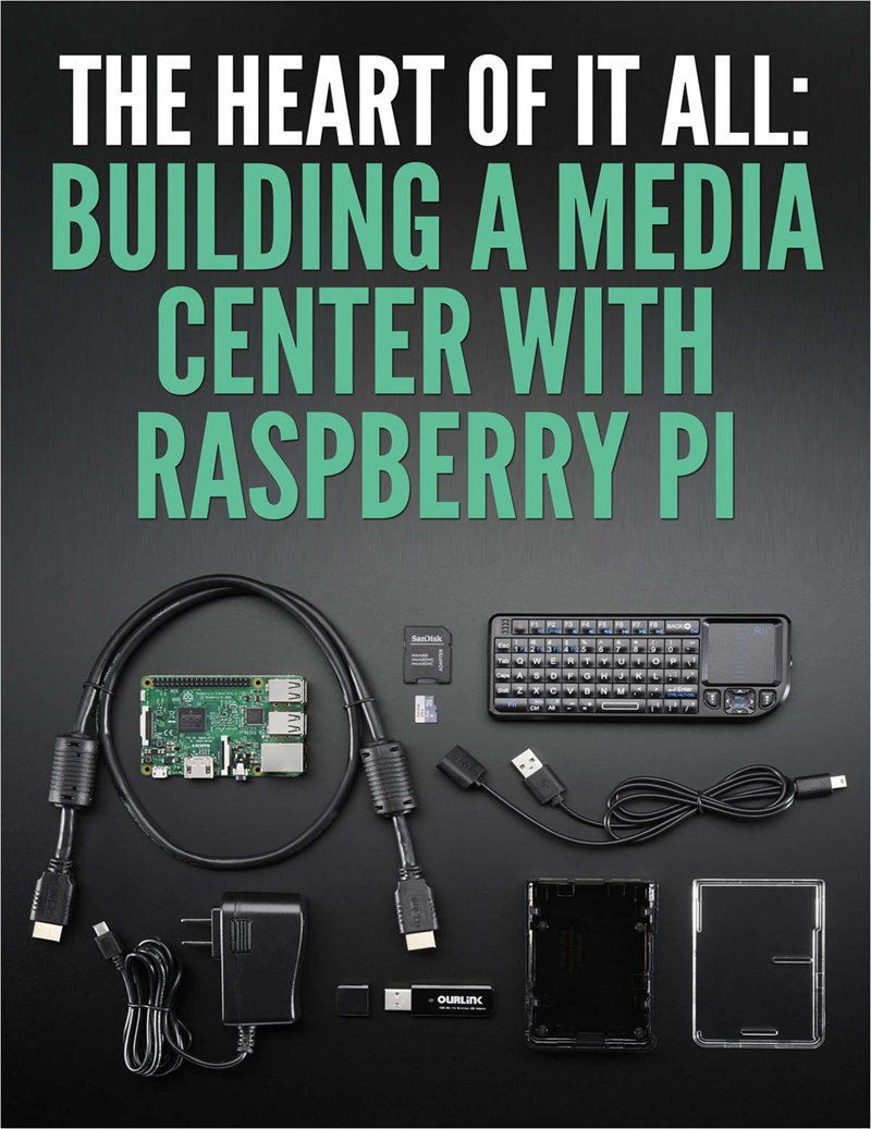 The Heart of It All: Building a Media Center with Raspberry Pi Screenshot