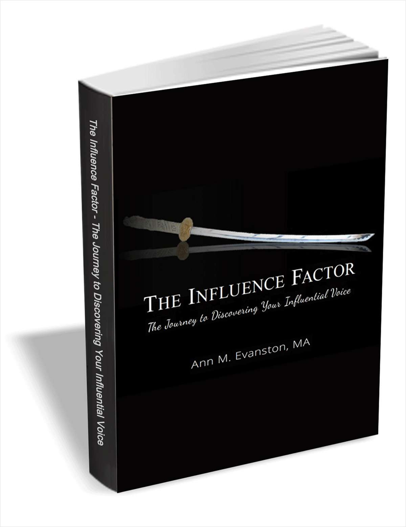 The Influence Factor - The Journey to Discovering Your Influential Voice Screenshot
