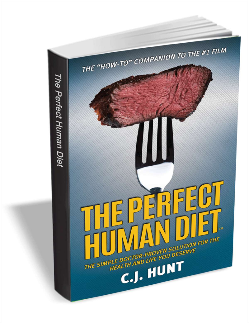 The Perfect Human Diet (FREE for a limited time!) Valued at over $8 Screenshot