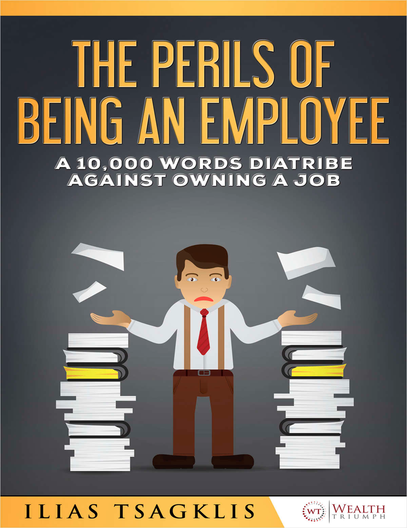 The Perils of Being an Employee Screenshot