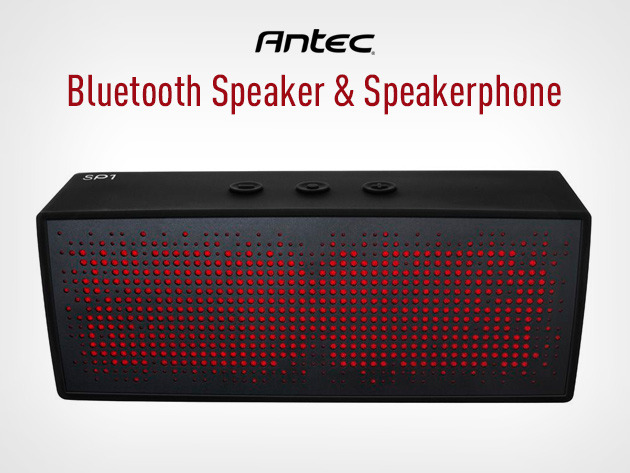 The Powerful SP-1 Bluetooth Speaker: Listen To Your Favorite Music Anywhere Screenshot