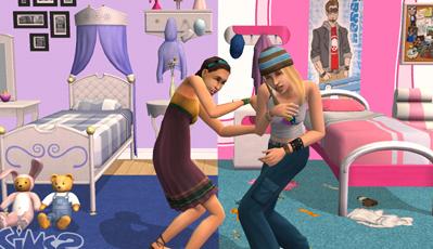 Hobby, Educational & Fun Software, The Sims 2 Bonanza! Screenshot