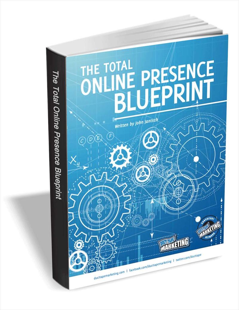 The Total Online Presence Blueprint Screenshot