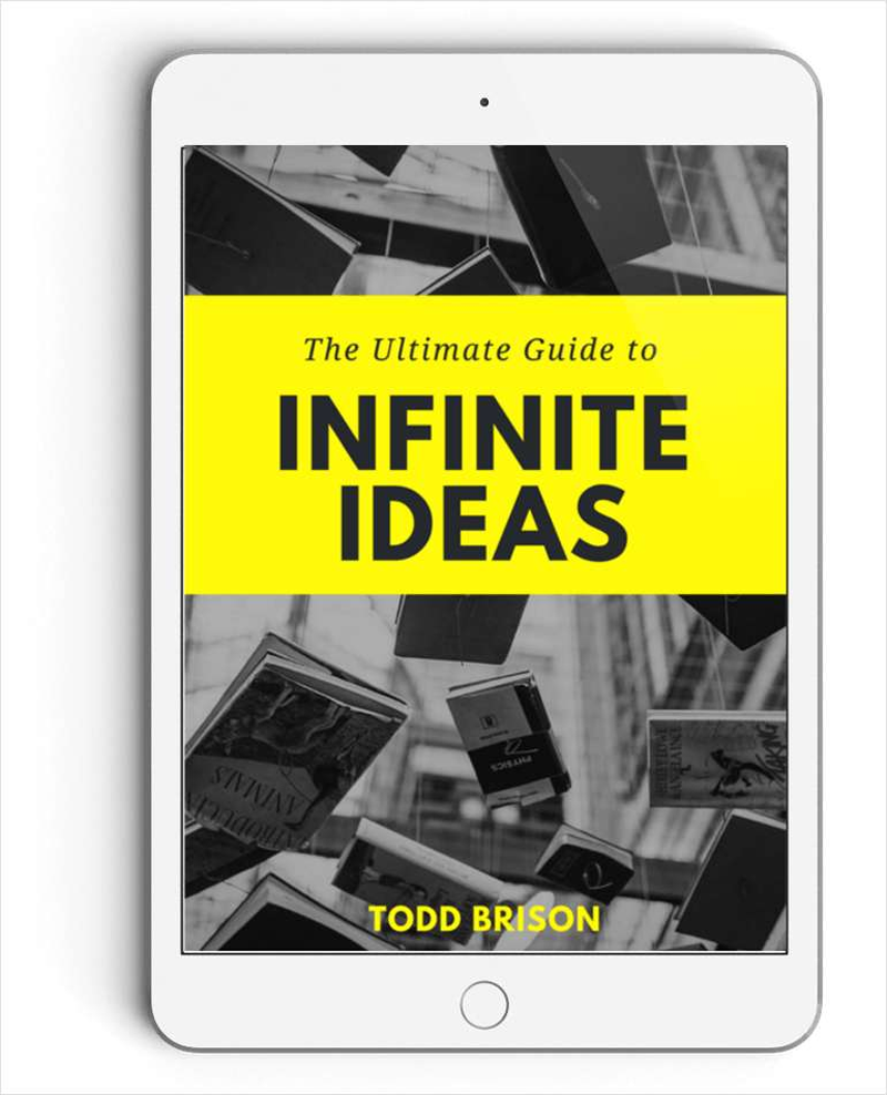 The Ultimate Guide to Infinite Ideas Screenshot