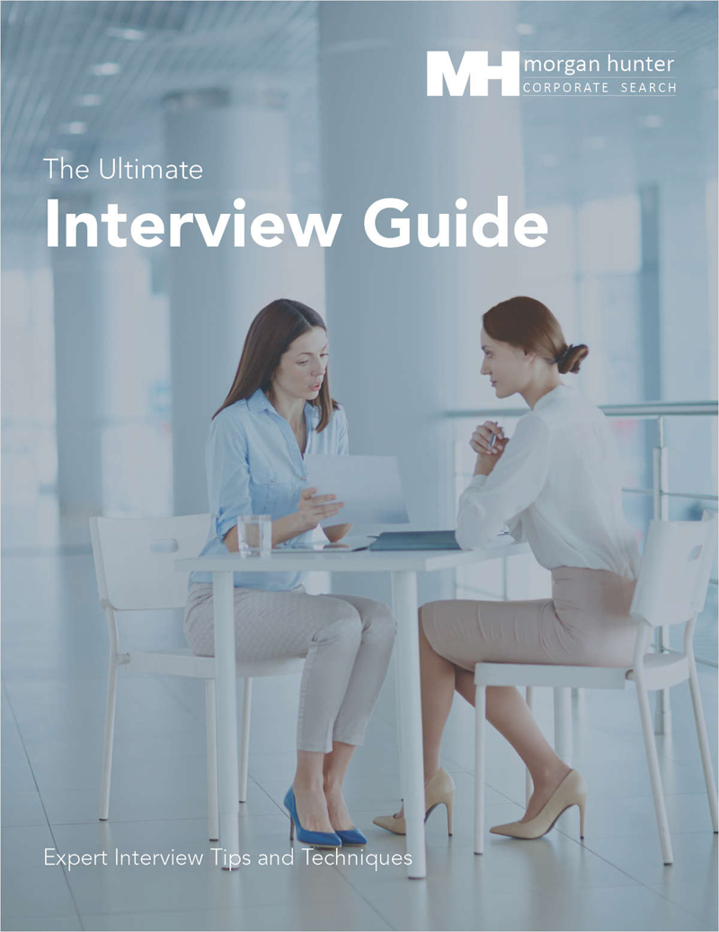 The Ultimate Interview Guide Screenshot