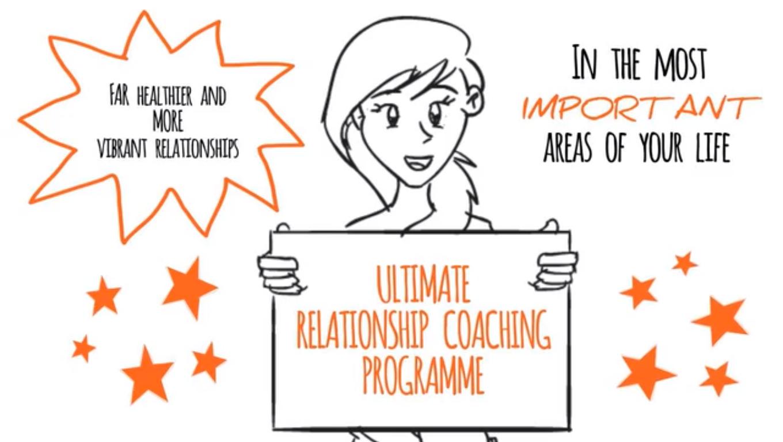 Hobby, Educational & Fun Software, The ULTIMATE Relationship Coaching Program Screenshot