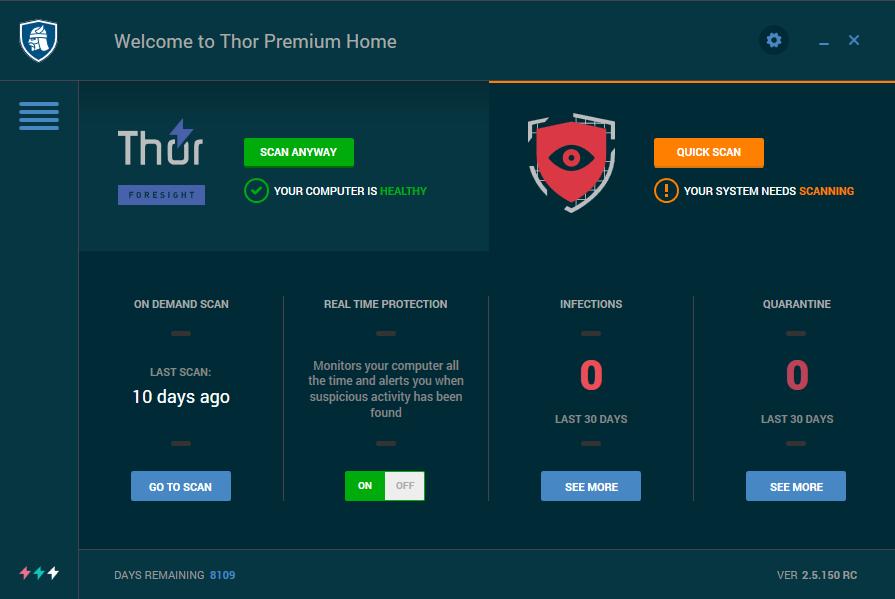 Thor Premium Screenshot
