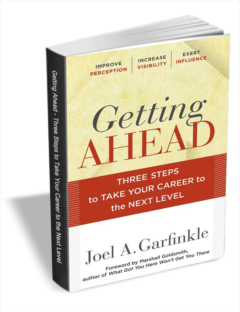 Three Steps to Take Your Career to the Next Level (Valued at $16.99) Screenshot