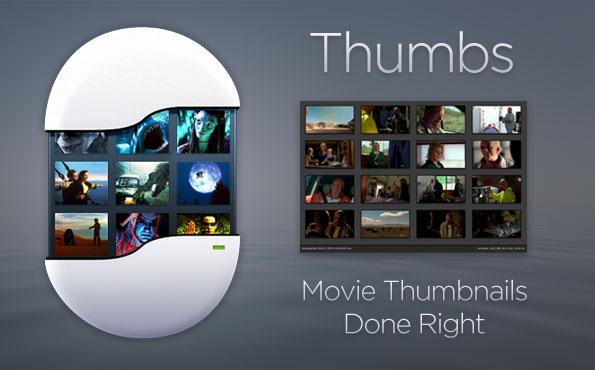Thumbs Screenshot