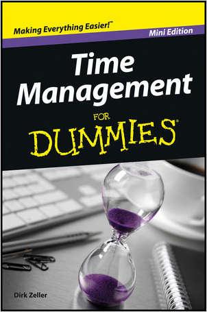 Time Management For Dummies Screenshot