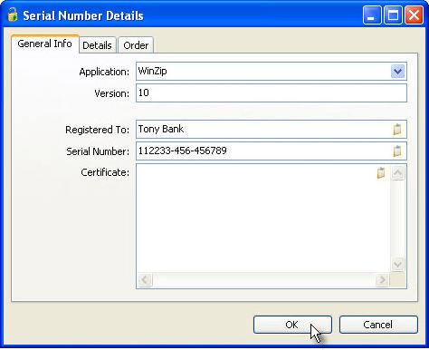 Access Restriction Software, TK8 Safe Professional + Lifetime Upgrades Screenshot