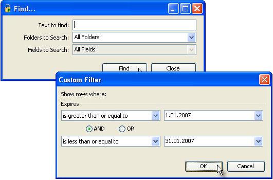 TK8 Safe Professional + Lifetime Upgrades, Security Software Screenshot