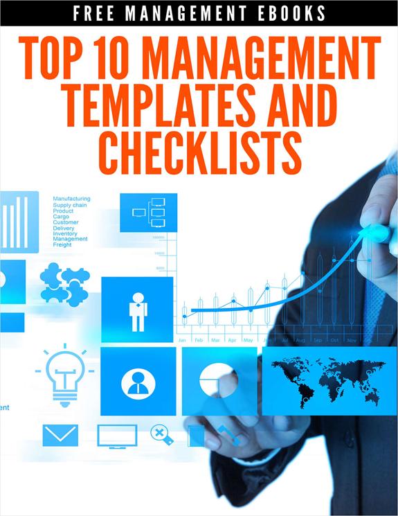 Top 10 Management Templates and Checklists Screenshot