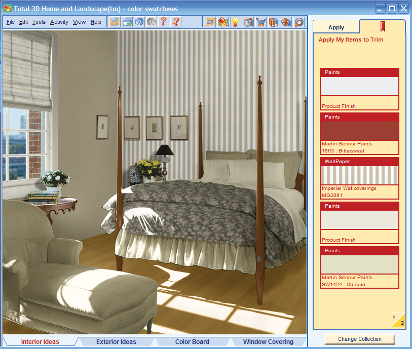 Lifestyle Software Screenshot