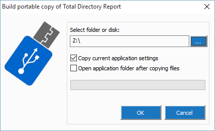 Software Utilities, Total Directory Report Screenshot