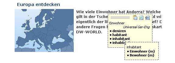 TranslateIt! Westlanguage Version, Educational Software Screenshot