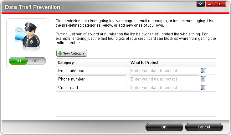 Trend Micro Titanium Internet Security, Security Software Screenshot
