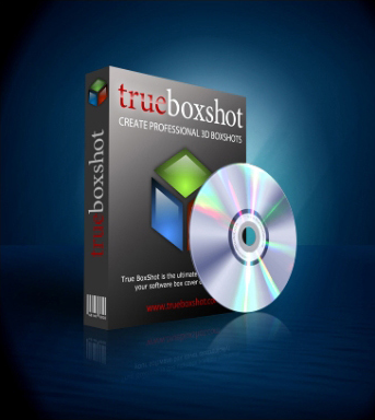 Boxshot Software, True BoxShot Screenshot