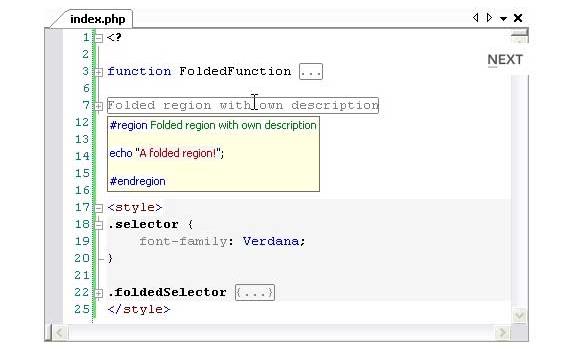 TSW WebCoder 2007 + SiteSync, Development Software Screenshot