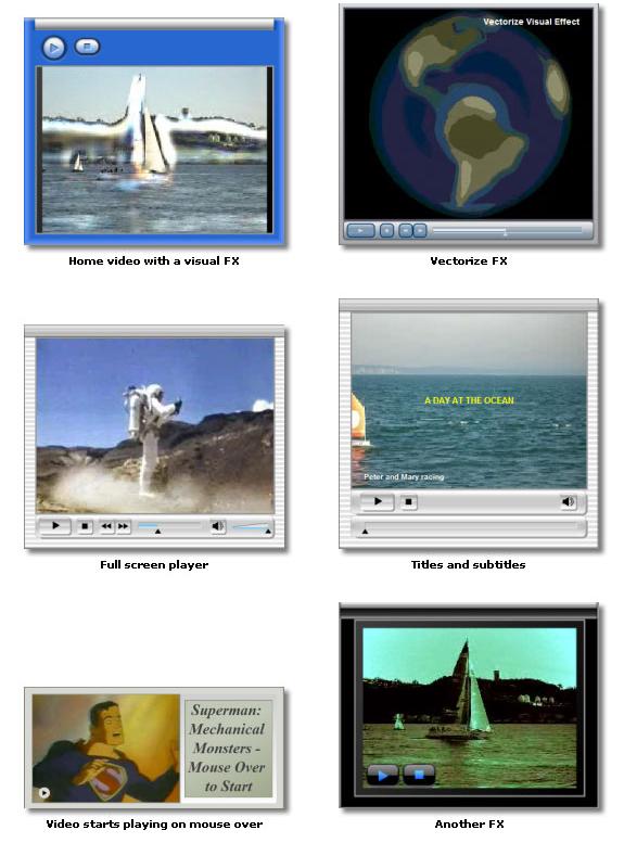 Turbine Video Encoder, Video Converter Software Screenshot