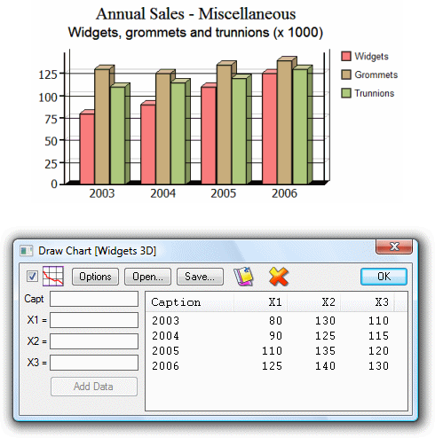 Calculator Software, UltimaCalc Screenshot