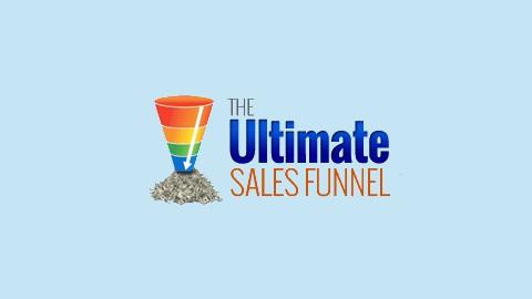 Ultimate Sales Funnel Screenshot