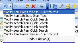 Productivity Software, Ultra Recall v3 Screenshot