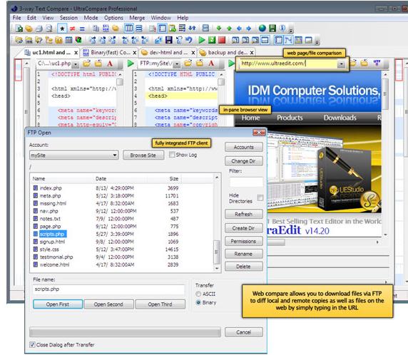 UltraEdit Bundle Screenshot 9