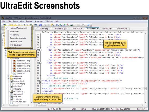UltraEdit Bundle Screenshot