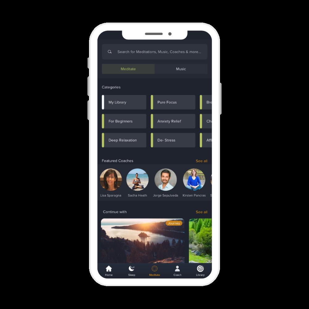UrbanYogi: Meditation and Sleep Screenshot