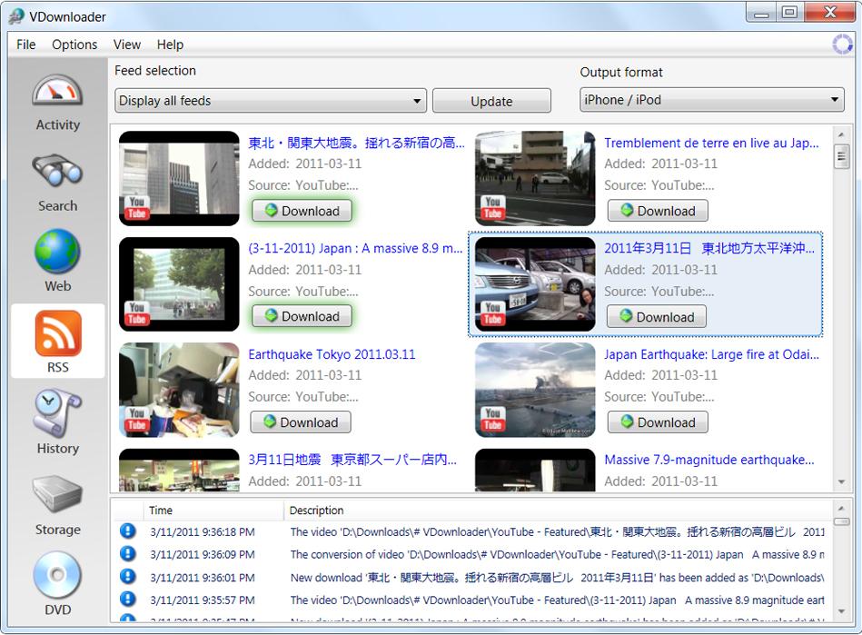 VDownloader Plus - Online Video Software - 30% off for PC