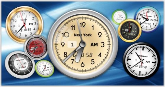 Vector Clock Pro Screenshot 10