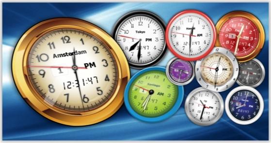 Vector Clock Pro Screenshot 9